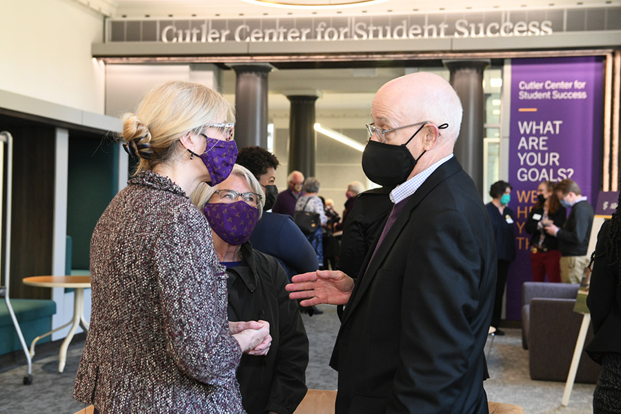 Cutler Center for Student Success and Academic Achievement