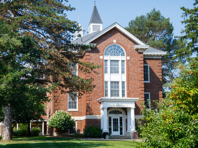 Robinson Hall, Albion College