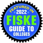 2022 Fiske Guide to Colleges badge
