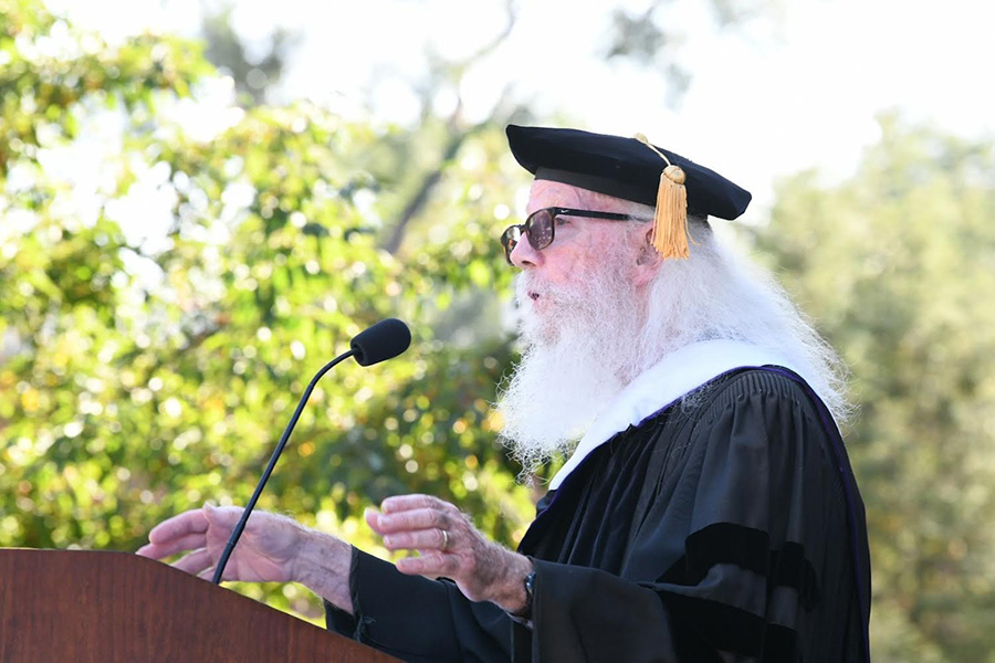 Dr. Wesley Arden Dick, professor emeritus of history, Albion College, Sept. 18, 2021