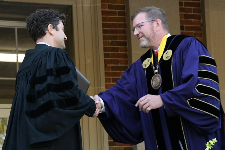Dr. Timothy Knowles, Dr. Mathew B. Johnson